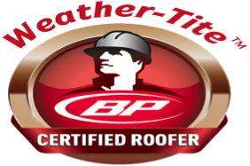 Certified roofer