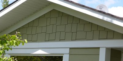 Siding and soffit and Facia installation