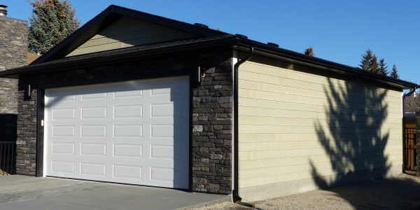 New garage Door