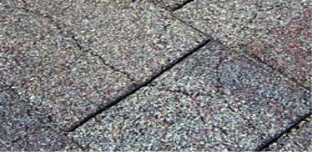 Cracked Shingles
