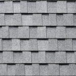 Roof shingle sample
